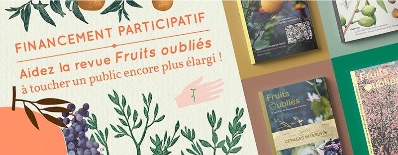 financement participatif fruits oubliés